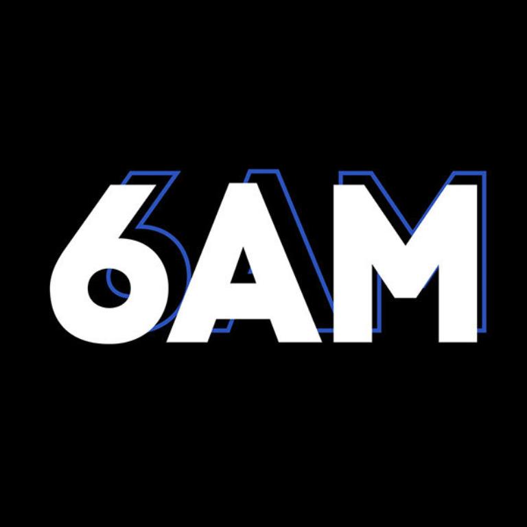 6am logo